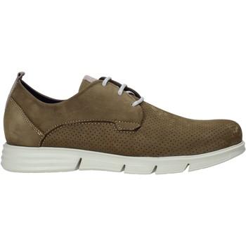 Topánky Muži Derbie Rogers 3021-NOB Zelená