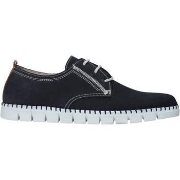 Topánky Muži Derbie Rogers 2572-NOB Modrá