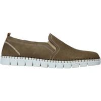Topánky Muži Slip-on Rogers 2571-NOB Zelená