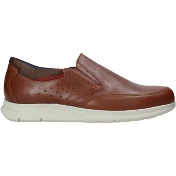 Topánky Muži Slip-on Rogers 2700 Hnedá