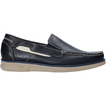 Topánky Muži Mokasíny Rogers 2870-ESC Modrá