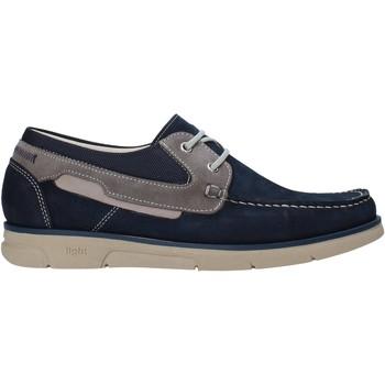 Topánky Muži Derbie Rogers 2873-NOB Modrá