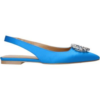 Topánky Ženy Balerínky a babies Grace Shoes 411025 Modrá
