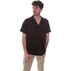 Oblečenie Muži Košele s krátkym rukávom Sseinse CE588SS čierna