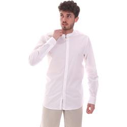 Oblečenie Muži Košele s dlhým rukávom Sseinse CE639SS Biely