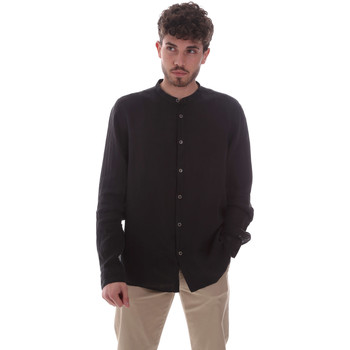 Oblečenie Muži Košele s dlhým rukávom Sseinse CE643SS čierna
