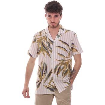 Oblečenie Muži Košele s krátkym rukávom Sseinse CE661SS Béžová