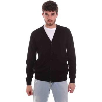 Oblečenie Muži Cardigany Sseinse ME1831SS čierna