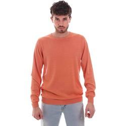 Oblečenie Muži Svetre Sseinse ME1836SS Oranžová