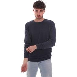 Oblečenie Muži Svetre Sseinse ME1836SS Modrá