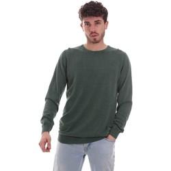 Oblečenie Muži Svetre Sseinse ME1836SS Zelená