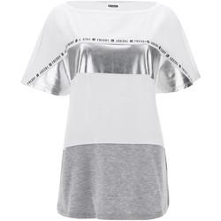 Oblečenie Ženy Tričká s krátkym rukávom Freddy S1WSDT2M Biely