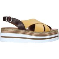Topánky Ženy Sandále Bueno Shoes 21WS5704 žltá