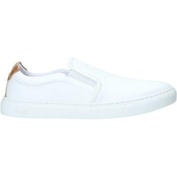 Topánky Muži Slip-on Alviero Martini P173 587A Biely