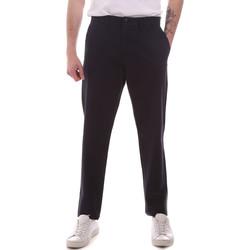 Oblečenie Muži Nohavice Chinos a Carrot Dockers 79645-0015 Modrá