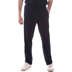 Oblečenie Muži Tepláky a vrchné oblečenie Key Up 2M977 0001 Modrá