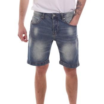 Oblečenie Muži Šortky a bermudy Sseinse PBJ761SS Modrá