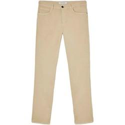 Oblečenie Muži Nohavice päťvreckové Trussardi 52J00007-1T005015 Béžová