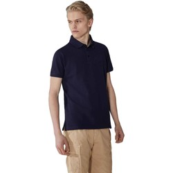 Oblečenie Muži Polokošele s krátkym rukávom Trussardi 52T00492-1T003600 Modrá