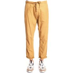 Oblečenie Muži Padavé nohavice Gaudi 111GU25020 Béžová