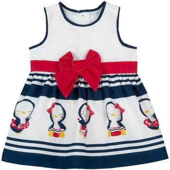 Oblečenie Dievčatá Krátke šaty Chicco 09003809000000 Biely