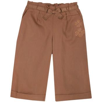 Oblečenie Dievčatá Padavé nohavice Chicco 09008464000000 Hnedá