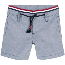 Oblečenie Deti Šortky a bermudy Chicco 09052955000000 Modrá