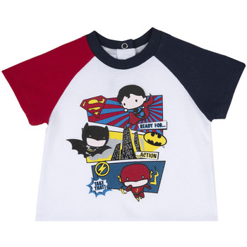 Oblečenie Deti Tričká s krátkym rukávom Chicco 09067358000000 Biely