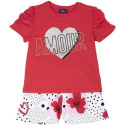 Oblečenie Dievčatá Komplety a súpravy Chicco 09073586000000 Červená