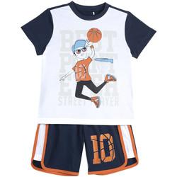 Oblečenie Chlapci Komplety a súpravy Chicco 09076967000000 Biely