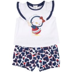 Oblečenie Deti Komplety a súpravy Chicco 09076628000000 Modrá