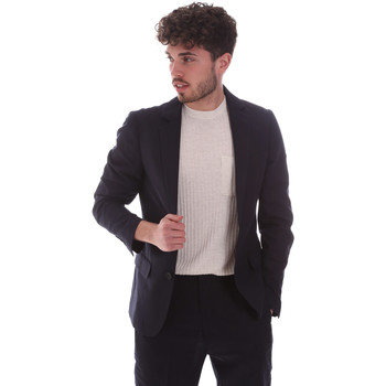 Oblečenie Muži Saká a blejzre Antony Morato MMJS00005 FA400060 Modrá