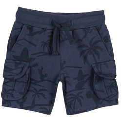 Oblečenie Deti Šortky a bermudy Chicco 09052977000000 Modrá