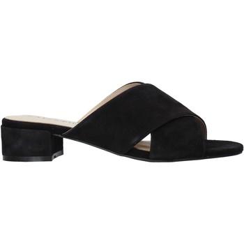 Topánky Ženy Šľapky Café Noir XG5156 čierna