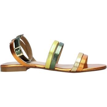 Topánky Ženy Sandále Café Noir XV9211 Oranžová