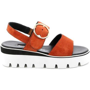 Topánky Ženy Sandále Grunland SA2394 Červená