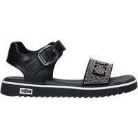 Topánky Dievčatá Sandále Cult STONE1 čierna
