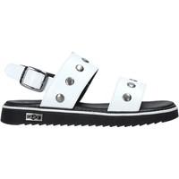 Topánky Dievčatá Sandále Cult PLATE2 Biely