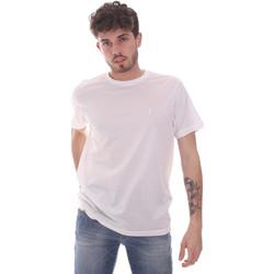 Oblečenie Muži Tričká s krátkym rukávom Navigare NV71003 Biely