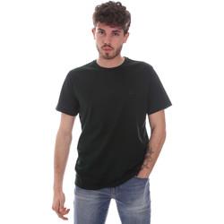 Oblečenie Muži Tričká s krátkym rukávom Navigare NV71003 Zelená