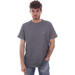 Oblečenie Muži Tričká s krátkym rukávom Navigare NV81007 Šedá