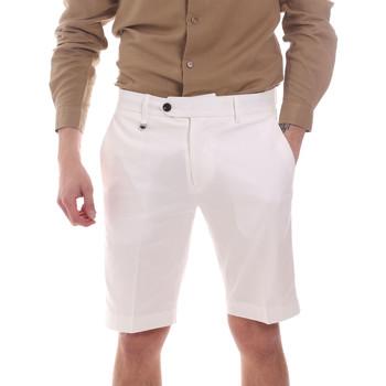Oblečenie Muži Šortky a bermudy Antony Morato MMSH00141 FA800142 Biely