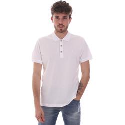 Oblečenie Muži Polokošele s krátkym rukávom Navigare NV82108 Biely
