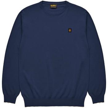 Oblečenie Muži Svetre Refrigiwear RM0M25800MA9375 Modrá