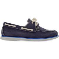 Topánky Muži Mokasíny Lumberjack SM07804 006EU C35 Modrá