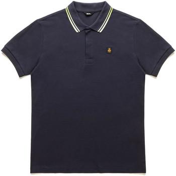 Oblečenie Muži Polokošele s krátkym rukávom Refrigiwear RM0T24000PX9032 Modrá