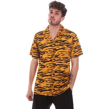 Oblečenie Muži Košele s krátkym rukávom Dickies DK0A4XA5B591 Oranžová