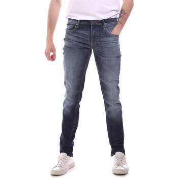 Oblečenie Muži Rifle Slim  Antony Morato MMDT00242 FA750301 Modrá