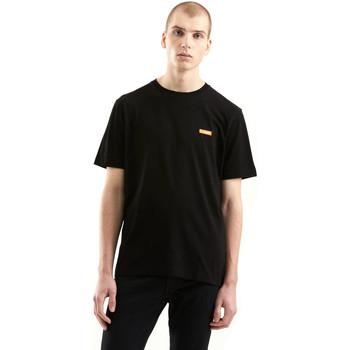 Oblečenie Muži Tričká s krátkym rukávom Refrigiwear RM0T27100JE9101 čierna