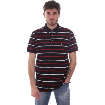 Oblečenie Muži Polokošele s krátkym rukávom Navigare NV70029 Modrá